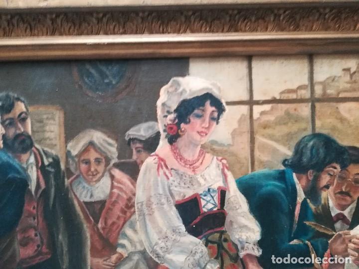 Arte: Notaria, firmado por Quijada - Foto 3 - 171663819