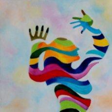 Arte: DANZA OBRA DE GILABERTE. Lote 171791829
