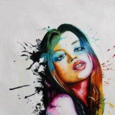 Arte: REBELDE OBRA DE GILABERTE. Lote 171791973