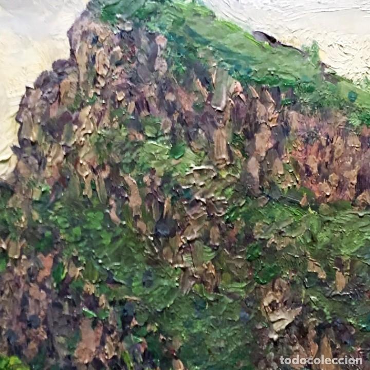 Arte: Paisaje asturiano por Emilio Gª Martínez (Madrid 1875-1950) fechado en 1916 - Foto 15 - 171963724