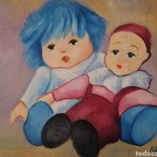 Arte: CUADRO INFANTIL. Lote 172000144