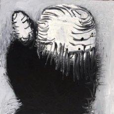 Arte: JOAN CRUSPINERA - PINTURA SOBRE TELA -. Lote 172012859