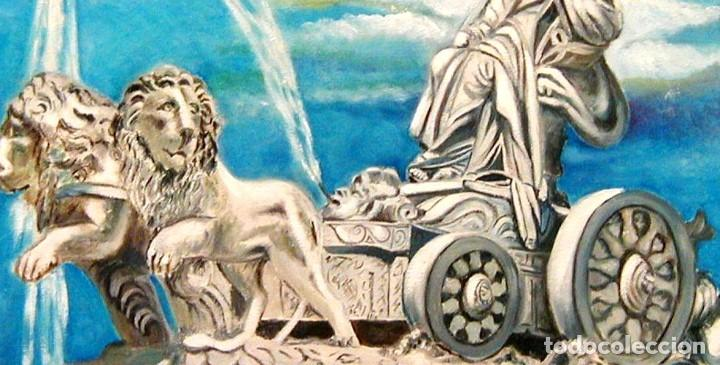 Arte: Cibeles obra de Gilaberte incluyo marco - Foto 4 - 172014260