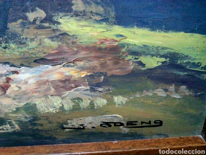 Arte: Isidre Odena Daura (Terrassa 1910 - 2008) Alrededores de Sant Hilari, Montseny. - Foto 4 - 172024413
