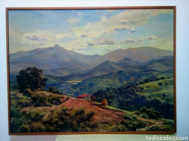 Arte: Isidre Odena Daura (Terrassa 1910 - 2008) Alrededores de Sant Hilari, Montseny. - Foto 8 - 172024413