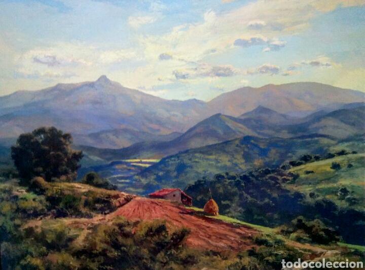 Arte: Isidre Odena Daura (Terrassa 1910 - 2008) Alrededores de Sant Hilari, Montseny. - Foto 9 - 172024413