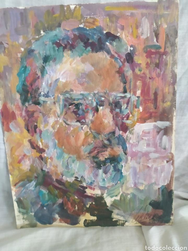 Arte: Retrato de hombre original - Foto 2 - 172088187