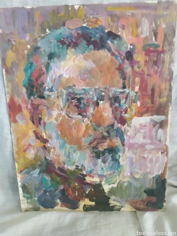 Arte: Retrato de hombre original - Foto 5 - 172088187