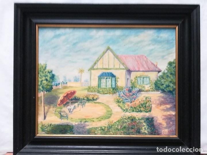 Arte: paisaje firmado FR - Foto 4 - 172144900