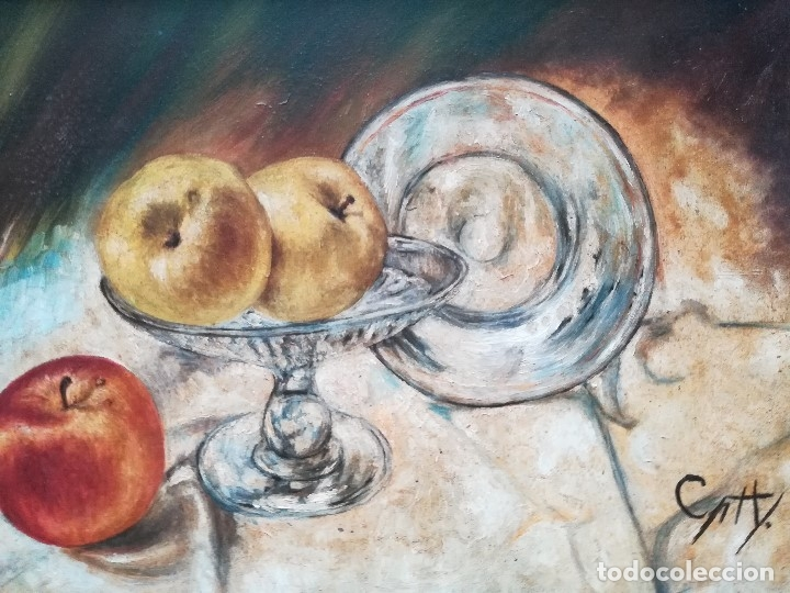 Arte: Bodegon de Arturo Capacety - Foto 2 - 172145637