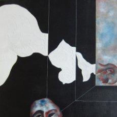 Arte: PINTURA EN GRAN FORMATO DE EDUARD MUNTADA . Lote 172147614