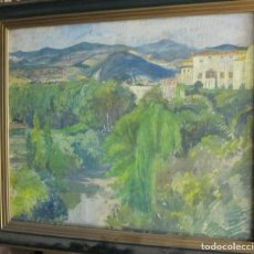 Arte: JOSEP MARIA GUDIOL, PAISAJE. Lote 172148098
