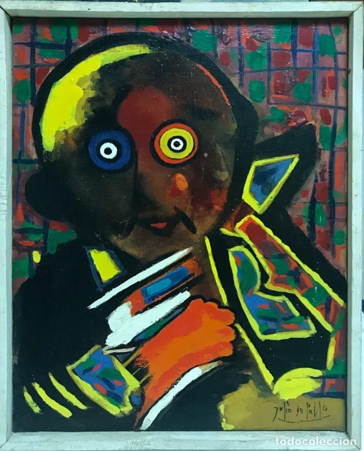 JULIO DE PABLO (1907-2009) (Arte - Pintura - Pintura al Óleo Contemporánea )