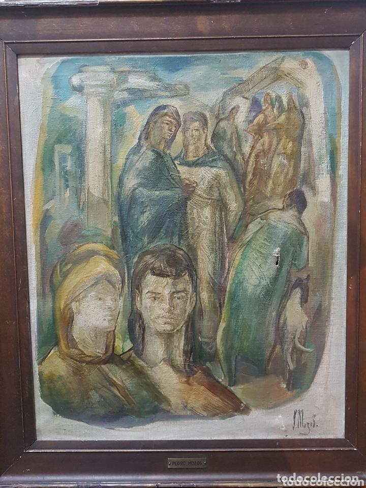 PEDRO MOZOS (Arte - Pintura - Pintura al Óleo Contemporánea )