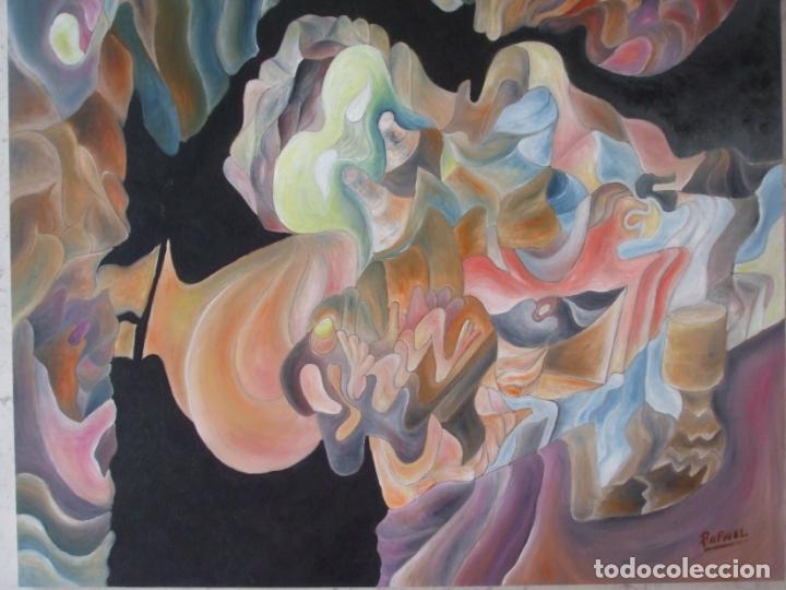 PINTURA OLEO (Arte - Pintura Directa del Autor)