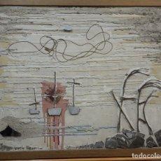 Arte: MORERA I PUJALS, JACINT, ( C/M 108 X 82 CM. Y S/M 94 X 74 CM.( TERRASSA ). Lote 173004320