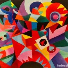 Arte: ARTURO MARIÁN LLANOS. PINTURA ACRÍLICA, 2014. 50X40 CM.. Lote 173071415
