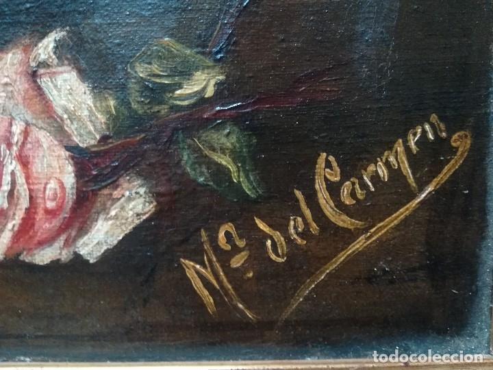 Arte: Bodegon con flores - Foto 3 - 173121629