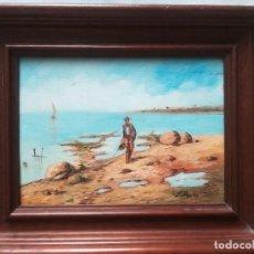 Arte: MARINE DE ENRIQUE MONTES. Lote 173123978