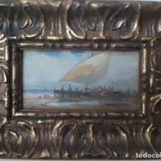 Arte: APUNTE SOBRE TABLA PINTURA VALENCIANA. Lote 173381054