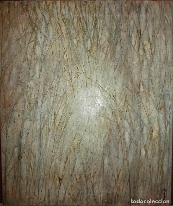 INSANIA, ÓLEO SOBRE LIENZO, 55 X 46 (Arte - Pintura Directa del Autor)