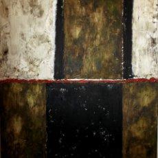 Arte: DISOCIACIÓN, ÓLEO SOBRE LIENZO, 65 X 54. Lote 173383605