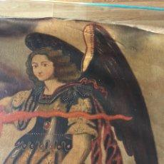 Arte: PINTURA CUZQUEÑA SAN GABRIEL. Lote 173404708