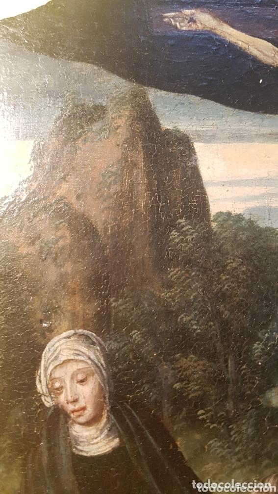 Arte: Calvario círculo de Joos Van Cleve - Foto 4 - 173448055