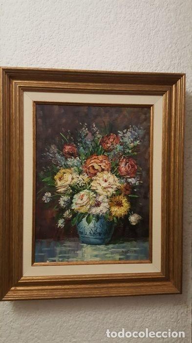 Arte: Cuadros con motivos florales - Colección - Foto 2 - 173489088