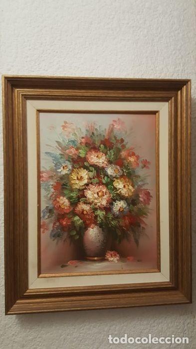 Arte: Cuadros con motivos florales - Colección - Foto 3 - 173489088
