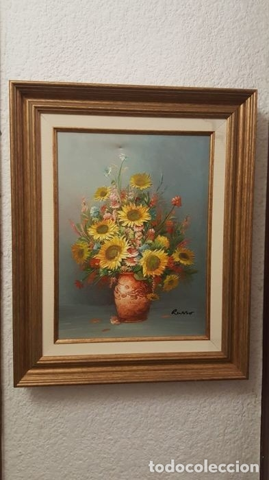 Arte: Cuadros con motivos florales - Colección - Foto 4 - 173489088