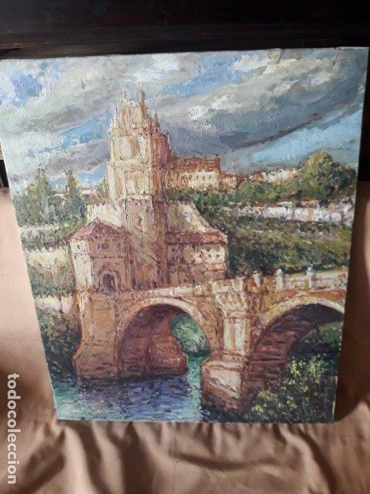 PAISAJE (Arte - Pintura - Pintura al Óleo Contemporánea )