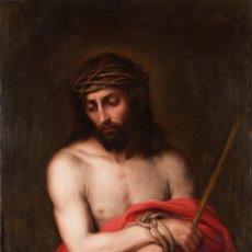 Arte: ECCE HOMO - BARTOLOMÉ ESTEBAN MURILLO - AÑO - 1.660 - 1.680 E.V.. Lote 173511475