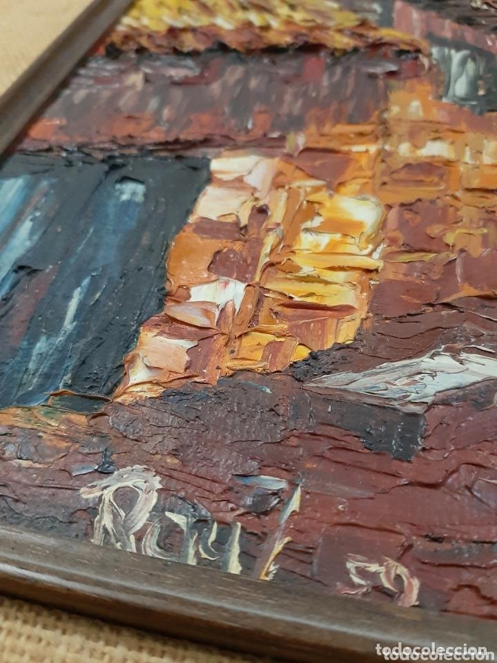 Arte: Oleo paisaje firma raul - Foto 2 - 173609595