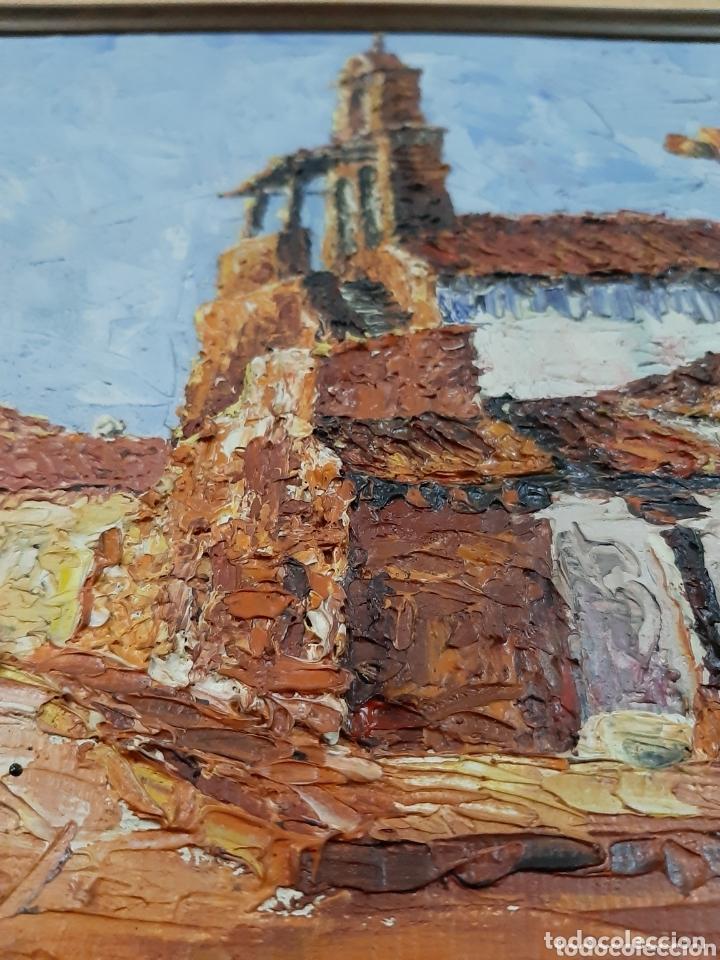 Arte: Oleo paisaje firma raul - Foto 3 - 173609595