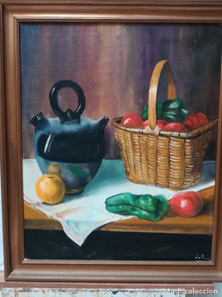 BODEGON (Arte - Pintura - Pintura al Óleo Contemporánea )