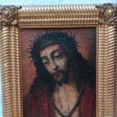 Arte: CABEZA DE CRISTO. Lote 173907452