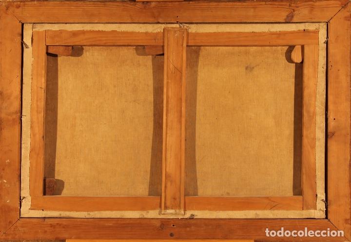 Arte: Cabeza cercenada de Juan el Bautista (Barroco Tenebrista escuela sevillana siglo XVII) - Foto 2 - 174023452
