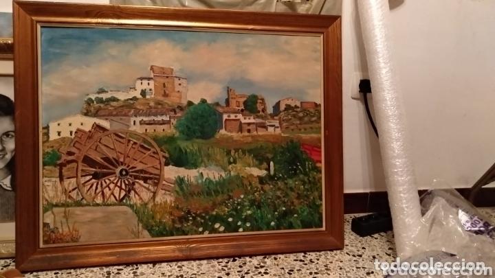 Arte: Óleo enmarcado - Foto 2 - 174075269
