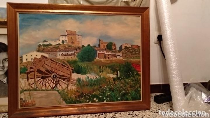 Arte: Óleo enmarcado - Foto 3 - 174075269