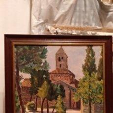 Arte: ÓLEO ENMARCADO. Lote 174075362