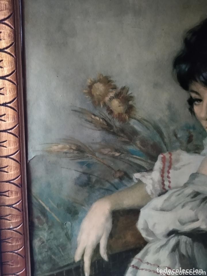Arte: ÓLEO EN LIENZO ( FIRMADO FRANCISCO RIVERA ) FIRMADO . VER FOTOGRAFÍAS, MÁS CUADROS EN MÍ PERFIL. - Foto 3 - 174183542