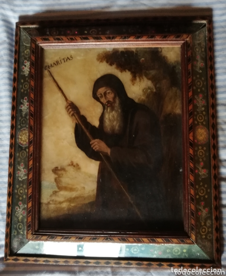 Arte: Pintura barroca s. XVIII - Foto 3 - 174240713