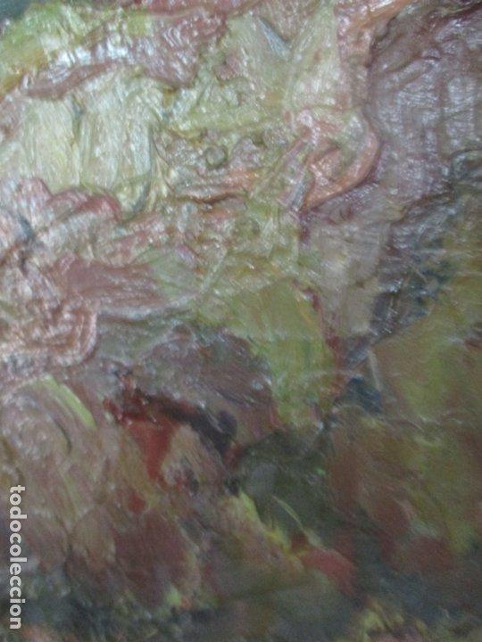 Arte: Pintura al Óleo sobre Tela - Paisaje - Firma Manuel Solá - Foto 2 - 174860713
