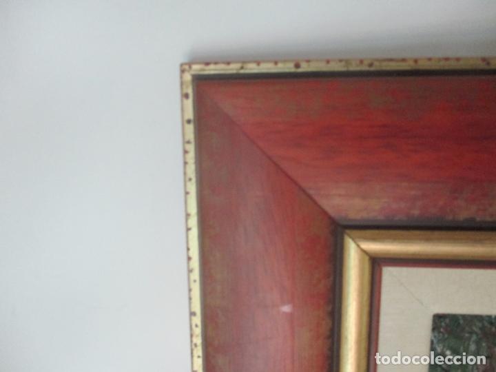Arte: Pintura al Óleo sobre Tela - Paisaje - Firma Manuel Solá - Foto 5 - 174860713