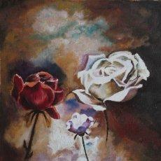 Arte: ROSAS OBRA DE GILABERTE. Lote 174930489