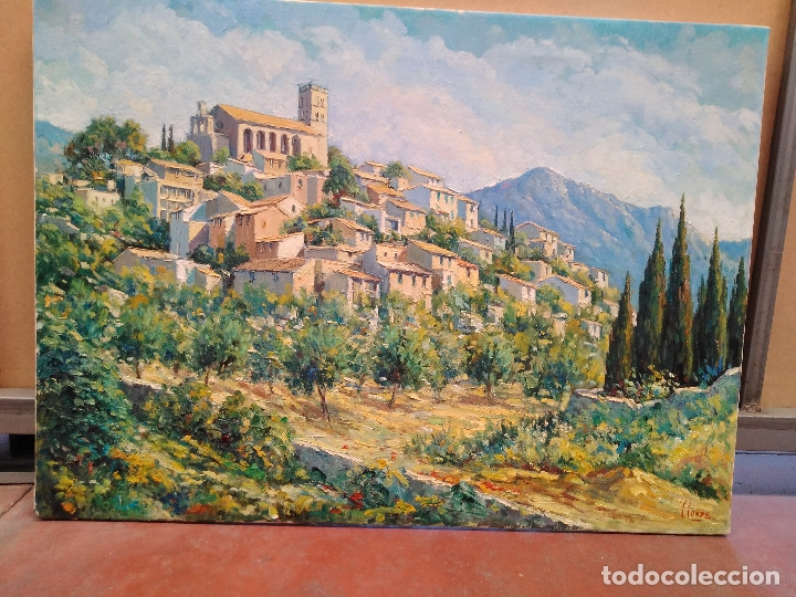 Arte: Conde Dixon, Cándido. Selva (Mallorca ) - Foto 2 - 175022544