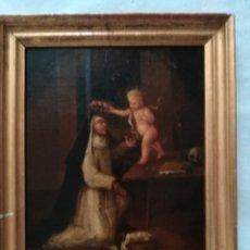Arte: CORONACION DE LA SANTA. Lote 175110818