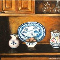Arte: ALACENA OBRA DE GILABERTE. Lote 175152829