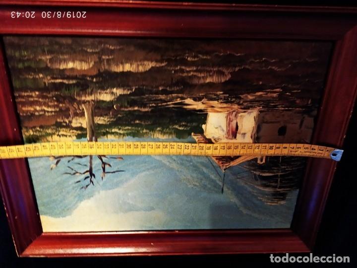 Arte: ÓLEO SOBRE TABLA FIRMADO GUILLEM ? GUILLEN ? ANTIGUO PAISAJE CAMPO CASA ESCENA CAMPESTRE - Foto 11 - 175226713